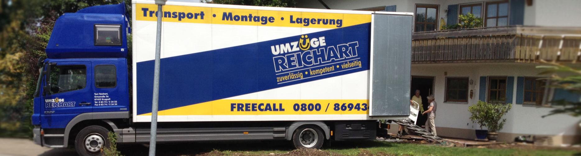 Das Team von Umzüge Reichart